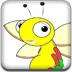 害羞的小蜜蜂
