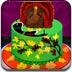 2012感恩节蛋糕