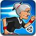 愤怒的老奶奶玩酷跑