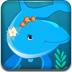 与海豚一起游泳