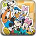 迪士尼记忆卡片