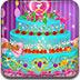 丘比特精美蛋糕