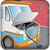 冰淇淋汽车清洗与维修