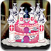 钻石城堡蛋糕