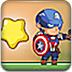 超级英雄历险记-益智小游戏
