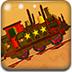 古老的蒸汽火车