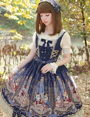 超美的洛丽塔裙子,你喜欢哪一件?