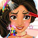 拉丁公主脸部护理