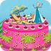 沙滩派对蛋糕-益智小游戏