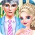 男孩和艾尔莎约会-益智小游戏