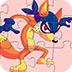 狡猾的狐狸拼图