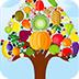 蔬菜树上找不同