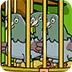 救援受困的鸽子