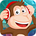 救援爱音乐的猴子