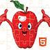 卡通水果拼图