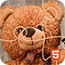 泰迪熊拼图