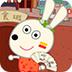 小兔黛米逛美食城