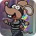 救援卡通老鼠