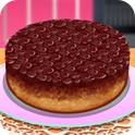 跟莎拉学做樱桃奶油蛋糕