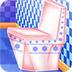 公主打掃浴室