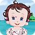 丽丝宝贝海边度假