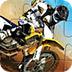 沙漠摩托车拼图