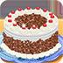 黑森林大蛋糕