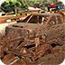 泥锯卡车拼图